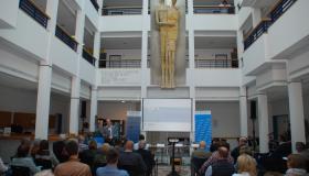 Großes Interesse an der Veranstaltung im Evangelischen Krankenhaus Luckau