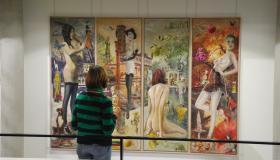 Ausstellung von Otmar Kern